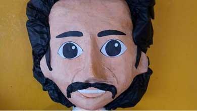 Lleeeve su piñata del papá de Luis Miguel
