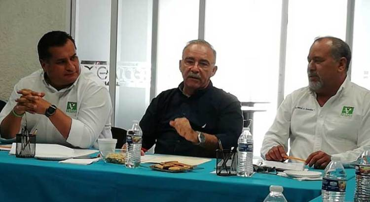Se reunió Saúl González con el Consejo Coordinador Empresarial