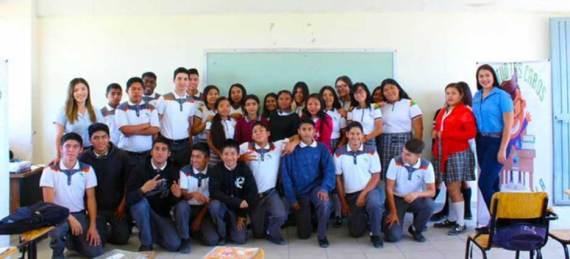 Juventud Los Cabos en tu Escuela
