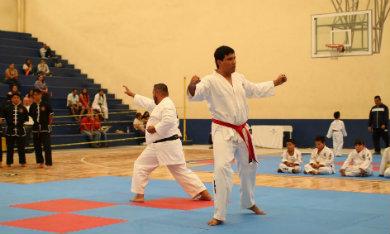 Destaca UABCS en torneo de TKD interno