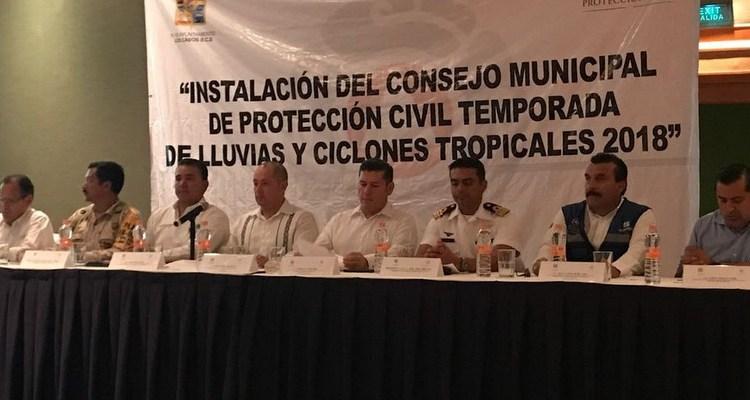 Participación ciudadana esencial en materia de protección civil: Álvaro de la Peña