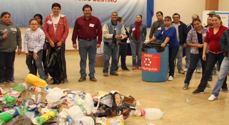 Contaminación plástica, uno de los grandes retos a vencer en el futuro