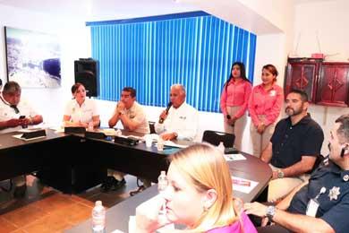 Realizan CXXIV sesión del comité de operación del puerto de CSL