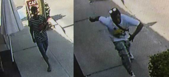 rmados con puntiagudas varillas, dos jóvenes varones irrumpieron la mañana del martes en el Garage Café