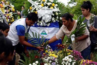Sube a 154 el número de muertos por la crisis en Nicaragua