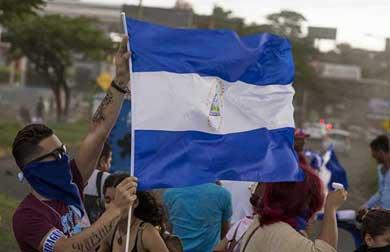 Sube a 127 el número de muertos en Nicaragua tras protestas