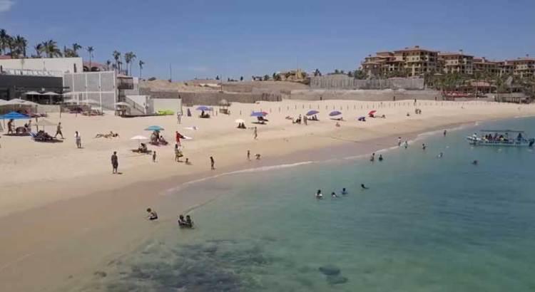 Son 11 las playas cabeñas que permanecen abiertas
