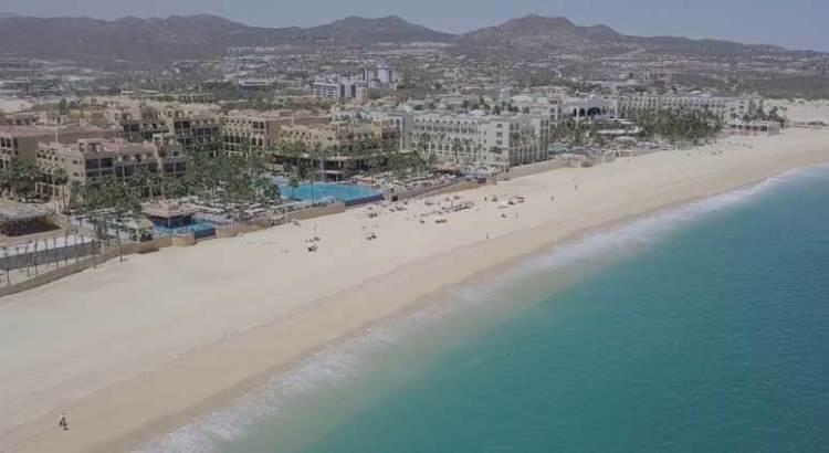 Tiene Los Cabos las playas más limpias de México