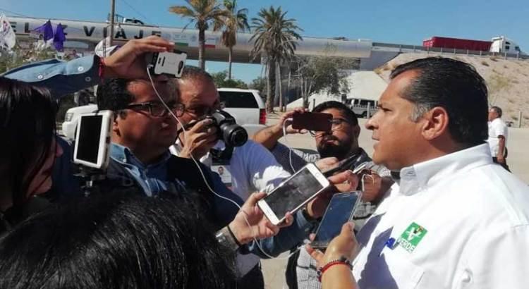 Que fije el FRECIUDAV su postura sobre el caso de Rubén Muñoz