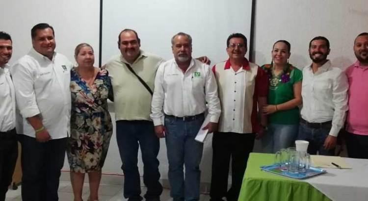 Sostuvo Saúl González encuentro con agremiados a la CANACOPE
