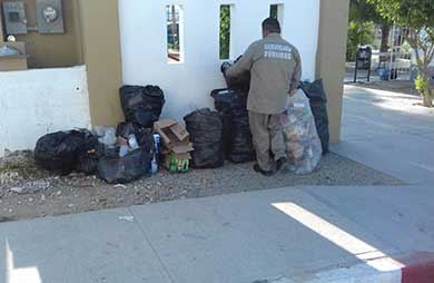 Recalendarizán rutas de recolección de basura