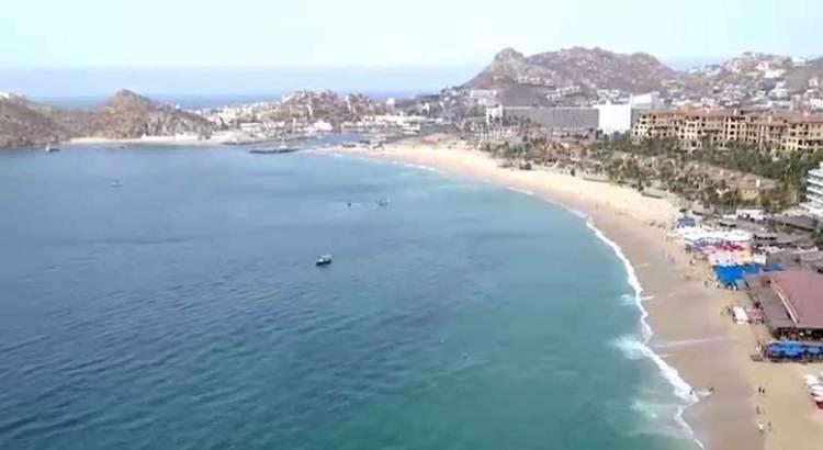 """Logra Los Cabos 19 playas certificadas """"Blue flag"""""""