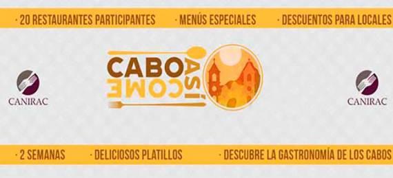 """""""Los Cabos Come Así""""."""