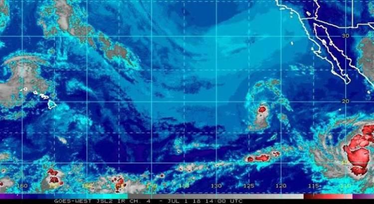 Fabio ya es huracán categoría 1