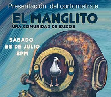 """""""El Manglito, una comunidad de buzos"""""""