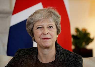 Asume Theresa May liderazgo de la negociación del Brexit