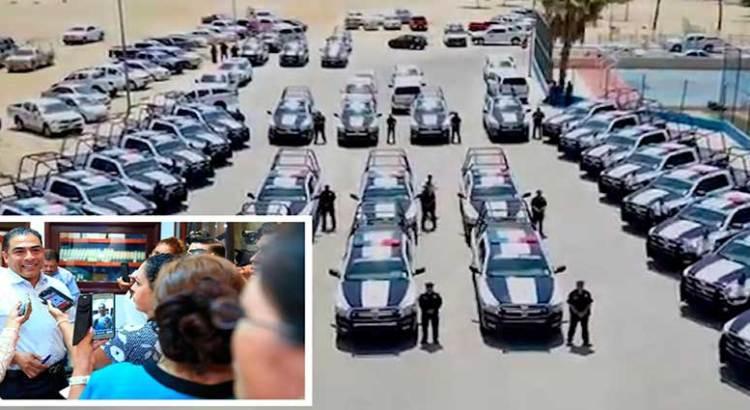 Aumentarán el sueldo a policías municipales