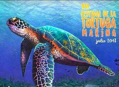 Vamos al XVI Festival de la Tortuga Marina