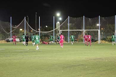 Arranca la Copa Telmex de Futbol