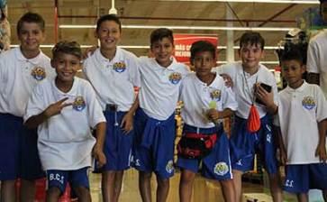 Presente el futbol de BCS en Durango