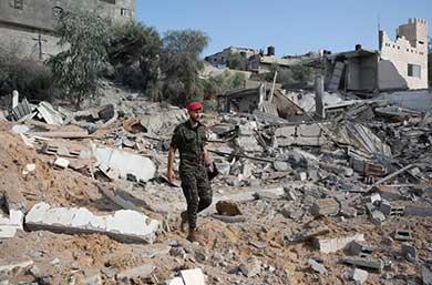 Acuerdan tregua Israel y Hamas