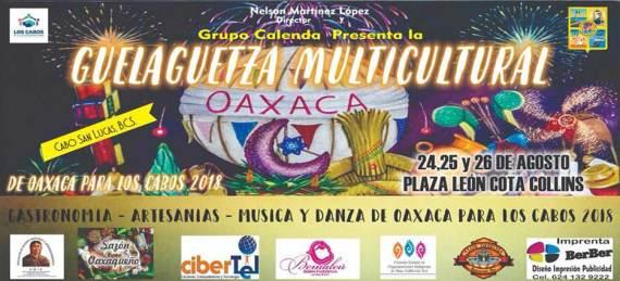 """Guelaguetza Multicultural"""""""