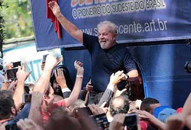 Analizará la Corte Suprema de Brasil libertad de Lula