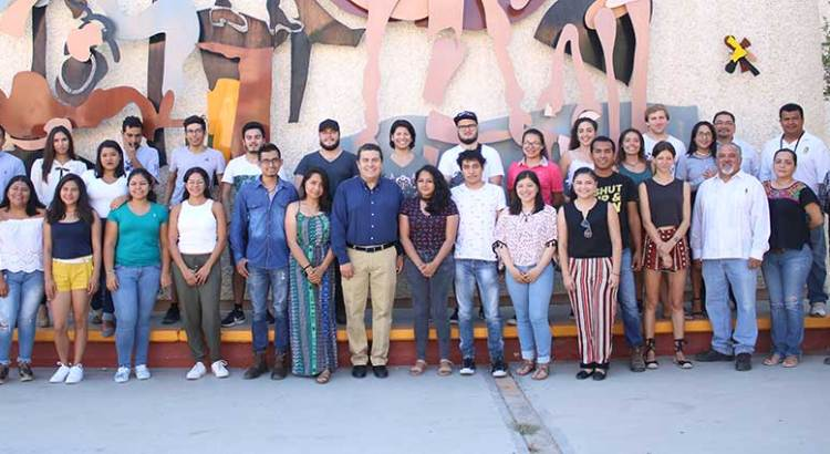 Inicia programa de movilidad académica en la UABCS