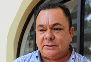 el director municipal de Ingresos, Rafael Ramos Arias