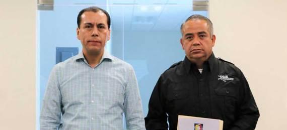 Fernando Viveros Hernández es desde este jueves el nuevo Director de la Policía Ministerial del Estado