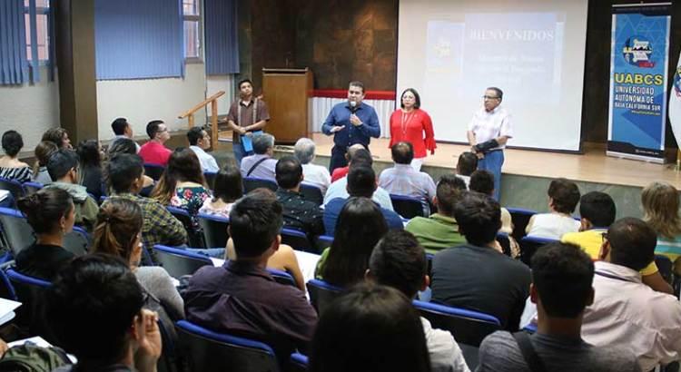 Curso de inducción para alumnos de posgrado de la UABCS