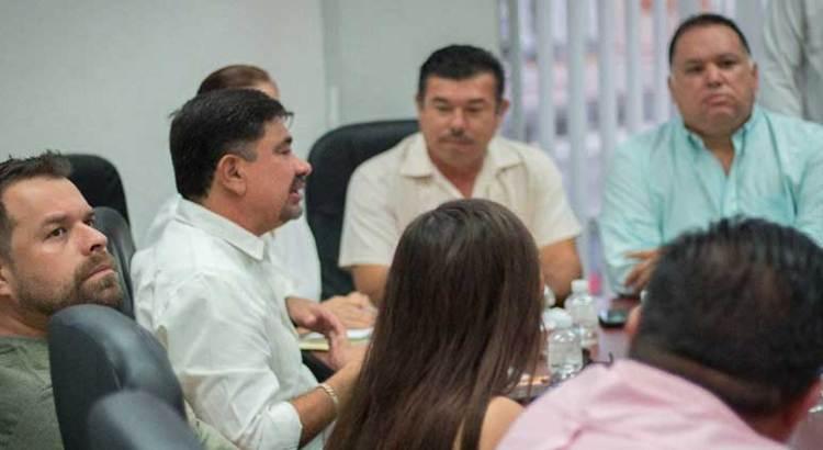 Inició la transición administrativa en el Ayuntamiento de La Paz