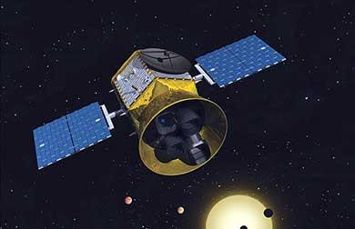 TESS, la nueva esperanza en la búsqueda de exoplanetas