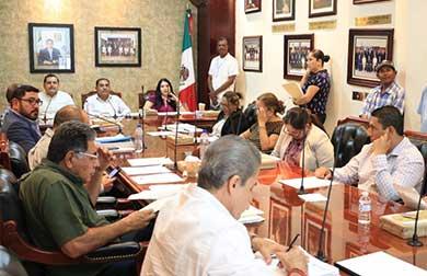 Al Congreso las tablas catastrales y la Ley de Ingresos 2019