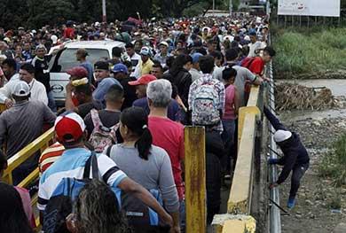 Declararía Colombia emergencia en frontera