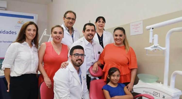 Entregaron 3 unidades dentales
