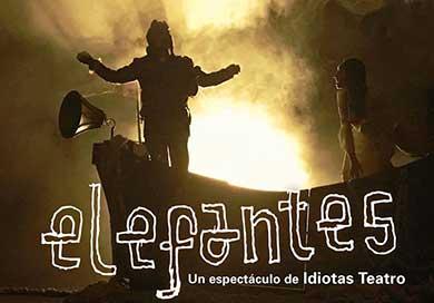 Elefantes en el Teatro de la Ciudad