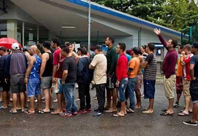 Alerta la ONU sobre un éxodo en Nicaragua