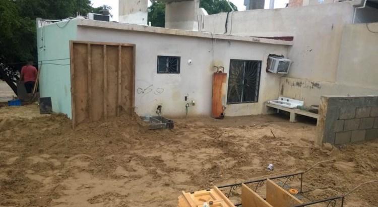 Lavandería de Pueblo Bonito inunda 13 casas en Miramar