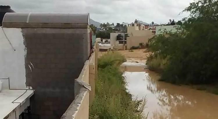 Inundada la Miramar