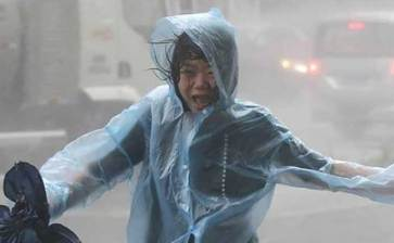 """""""Barre"""" Filipinas el tifón Mangkhut"""