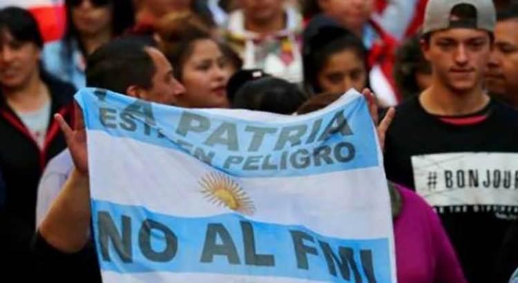 Argentina, en el punto más alto de la crisis