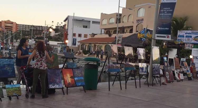 Esperan artistas seguir exponiendo en la Marina