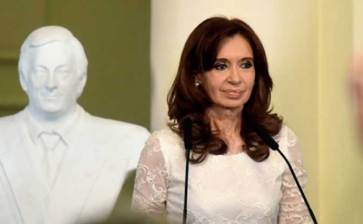 Procesa Argentina a Cristina Kirchner e hijos