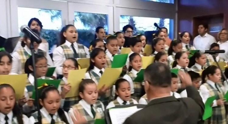 Estrenan el Himno a BCS