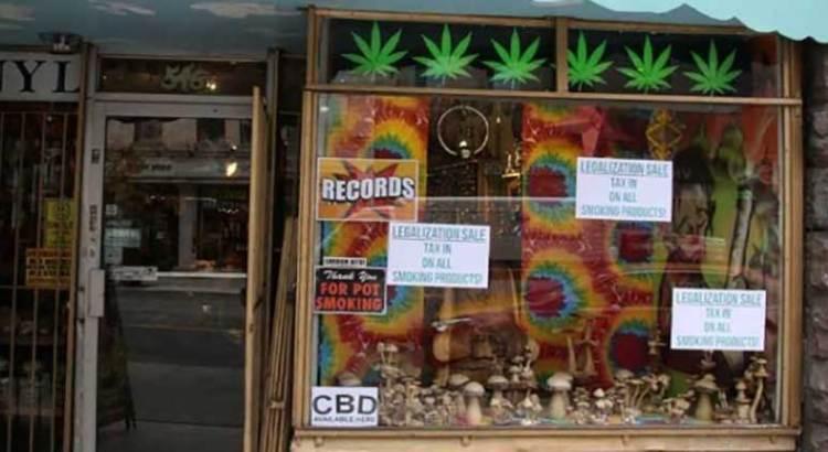 Se quedó Canadá sin mariguana