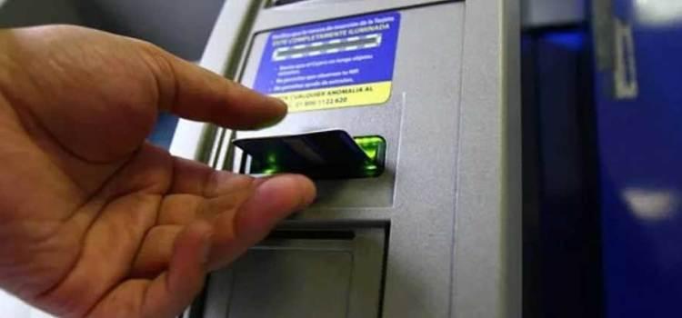 No abrirán bancos este lunes