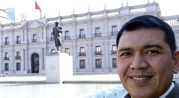 Realiza alumno de la UABCS estancia de investigación en Chile