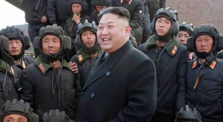 """Prueba Corea del Norte """"arma de alta tecnología"""""""
