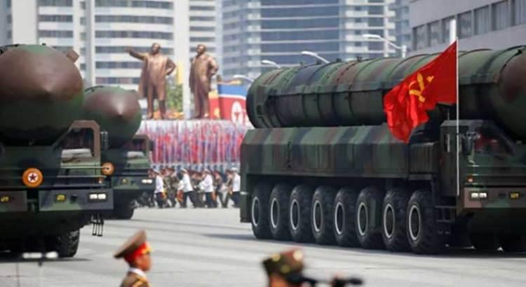 Prosigue Corea del Norte con su programa nuclear